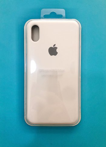 Silicone Case / iPhone XS Max